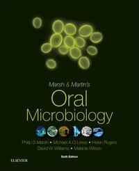 Marsh And Martin's Oral Microbiology
