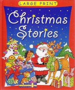 Large Print Christmas Stories