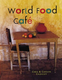 Book World Food Cafe by Chris Caldicott
