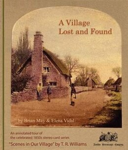 Book A Village Lost And Found by Brian May