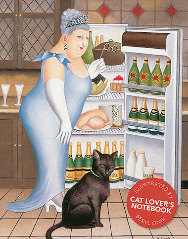 Cat Lover's Notebook by Beryl Cook