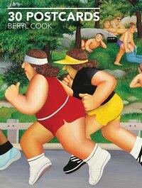 Beryl Cook Postcard Box: 30 Postcards
