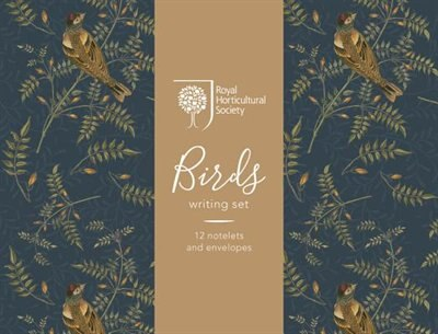 Rhs Birds Writing Set by Royal Horticultural Society