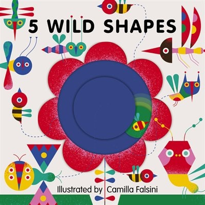 5 Wild Shapes by Camilla Falsini