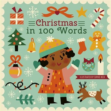 Christmas In 100 Words by Qed Publishing