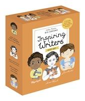 Little People, Big Dreams: Inspiring Writers: 3 Books From The Best-selling Series! Maya Angelou…