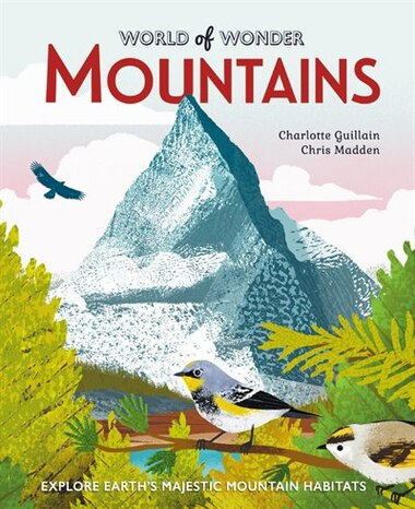 Mountains by Charlotte Guillain