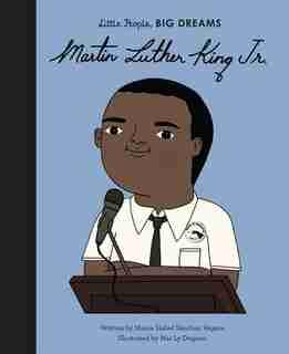 Martin Luther King, Jr. by Maria Isabel Sanchez Vegara
