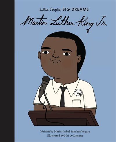 Martin Luther King, Jr. by Maria Isabel Sanchez Vegara