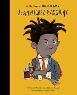 Jean-michel Basquiat by Maria Isabel Sanchez Vegara