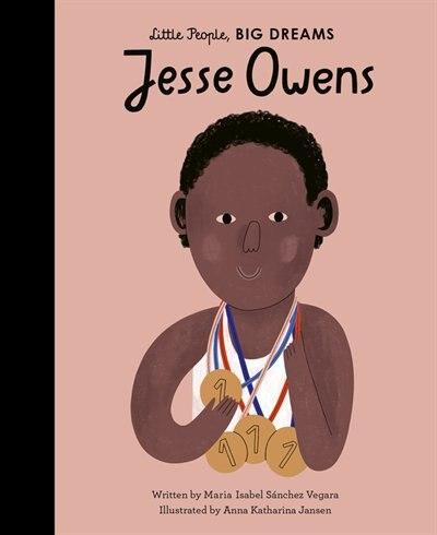 Jesse Owens by Maria Isabel Sanchez Vegara