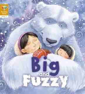 Big And Fuzzy (level 2) by Qeb Publishing