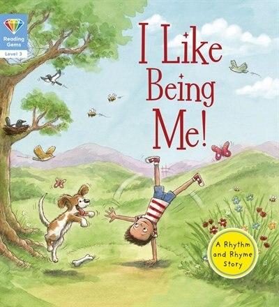 I Like Being Me! (level 3) by Qeb Publishing