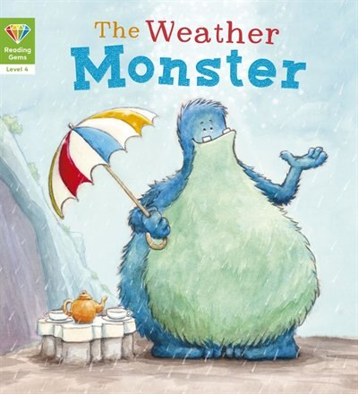 The Weather Monster (level 4) by Qeb Publishing