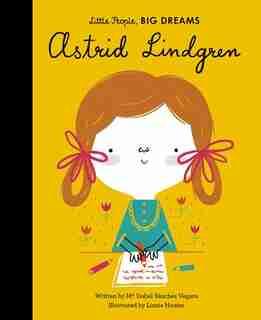 Astrid Lindgren by Maria Isabel Sanchez Vegara