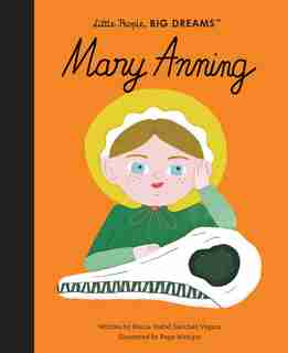 Mary Anning by Maria Isabel Sanchez Vegara