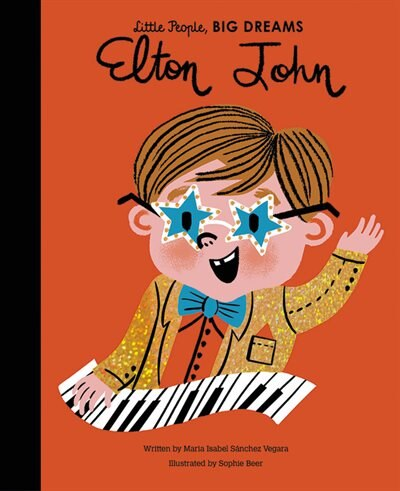 Elton John by Maria Isabel Sanchez Vegara