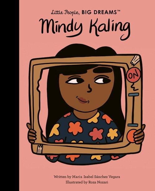 Mindy Kaling by Maria Isabel Sanchez Vegara
