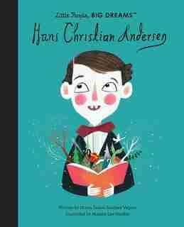 Hans Christian Andersen by Maria Isabel Sanchez Vegara