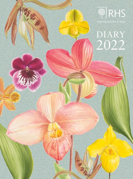 Royal Horticultural Society Desk Diary 2022 by Royal Horticultural Society