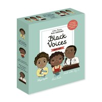 Little People, Big Dreams: Black Voices: 3 Books From The Best-selling Series! Maya Angelou - Rosa…