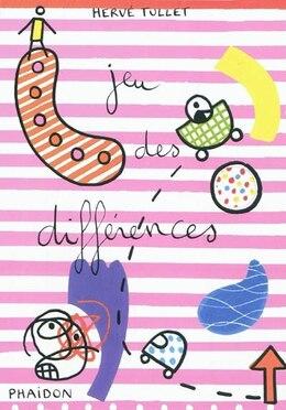 Book Jeu des différences by Hervé Tullet
