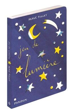 Book Jeu de lumière by Hervé Tullet