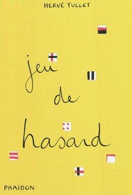Book Jeu de hasard by Hervé Tullet