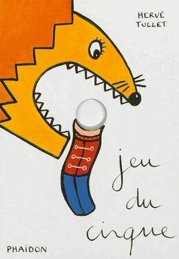 Book Jeu du cirque by Hervé Tullet