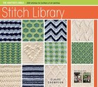 The Knitter's Bible -  Stitch Library: Stitch Library