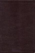 Nkjv, Reference Bible, Giant Print, Bonded Leather, Burgundy, Red Letter Edition: Bonded Leather…