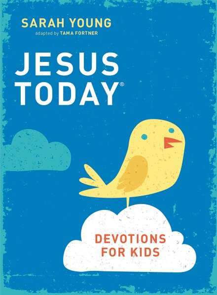 Jesus Today Devotions For Kids by Sarah Young