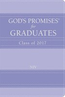 Book God's Promises For Graduates: Class Of 2017 - Lavender: New International Version by Jack Countryman