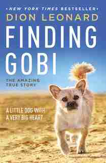 Finding Gobi: A Little Dog With A Very Big Heart by Dion Leonard