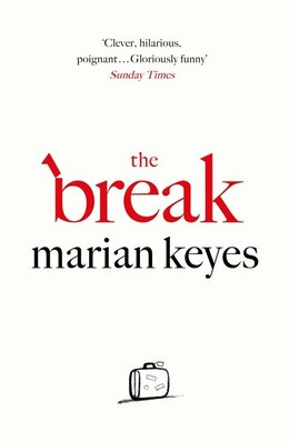Book The Break by Marian Keyes