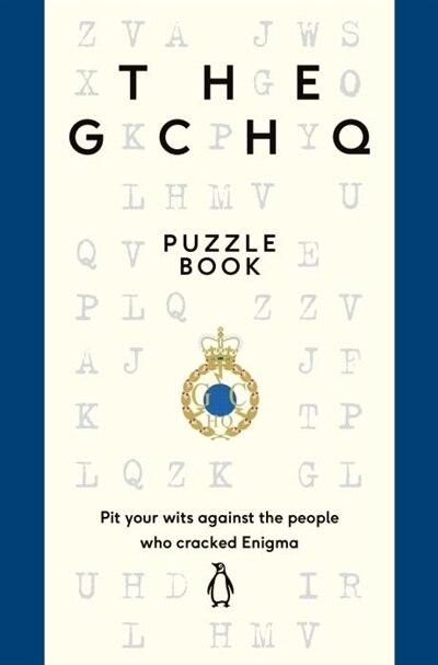 The Gchq Puzzle Book de Gchq