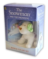 The Snowman And The Snowdog Book And Toy Gift Set