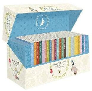 Original Peter Rabbit Books 1-23 Presentation Box Anniversary Col