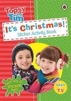 It's Christmas!: A Ladybird Topsy And Tim Sticker Activity Book