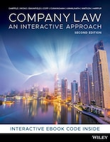 Company Law: An Interactive Approach