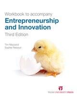 Book Entrepreneurship And Innovation: Workbook by Tim Mazzarol