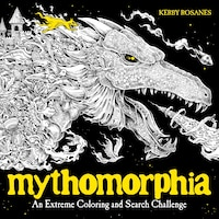 Mythomorphia: An Extreme Coloring And Search Challenge