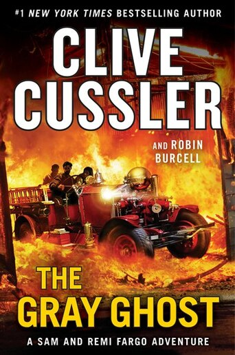 The Gray Ghost by Clive Cussler