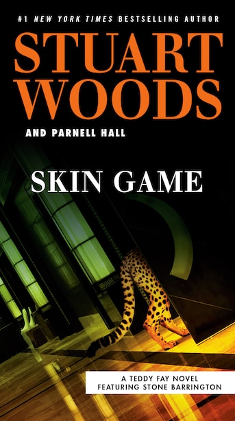 Skin Game by Stuart Woods