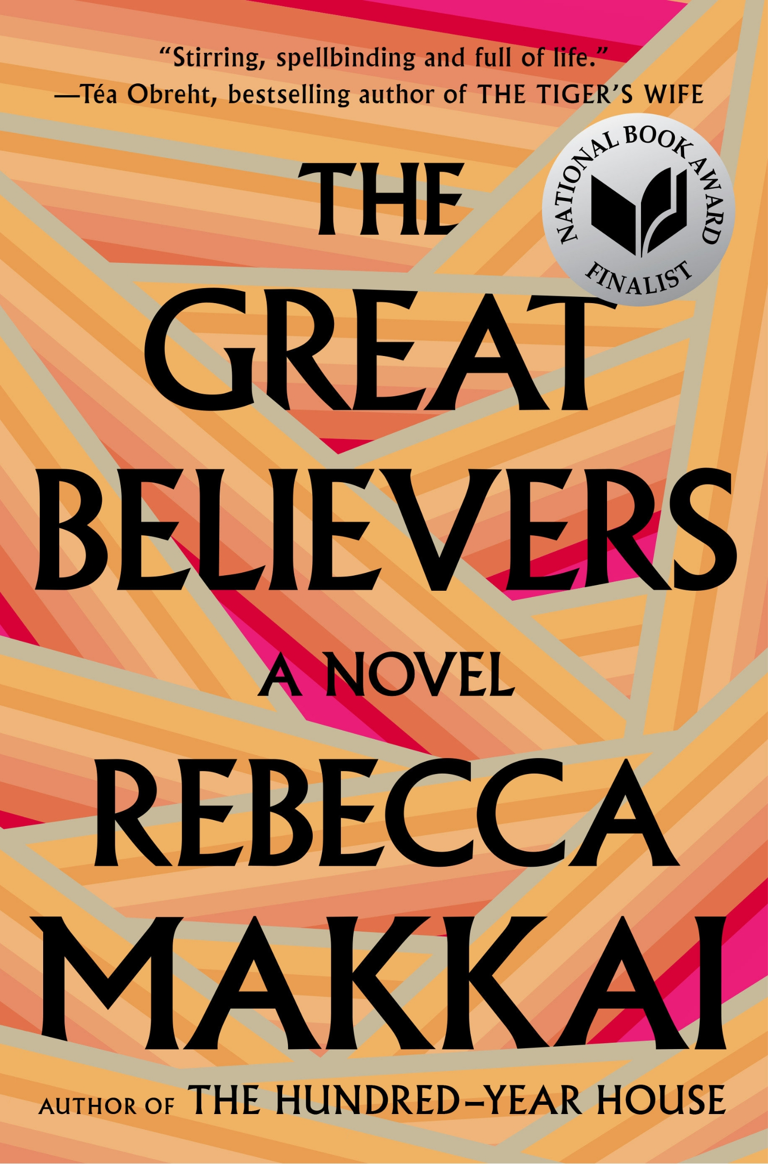 Book The Great Believers by Rebecca Makkai