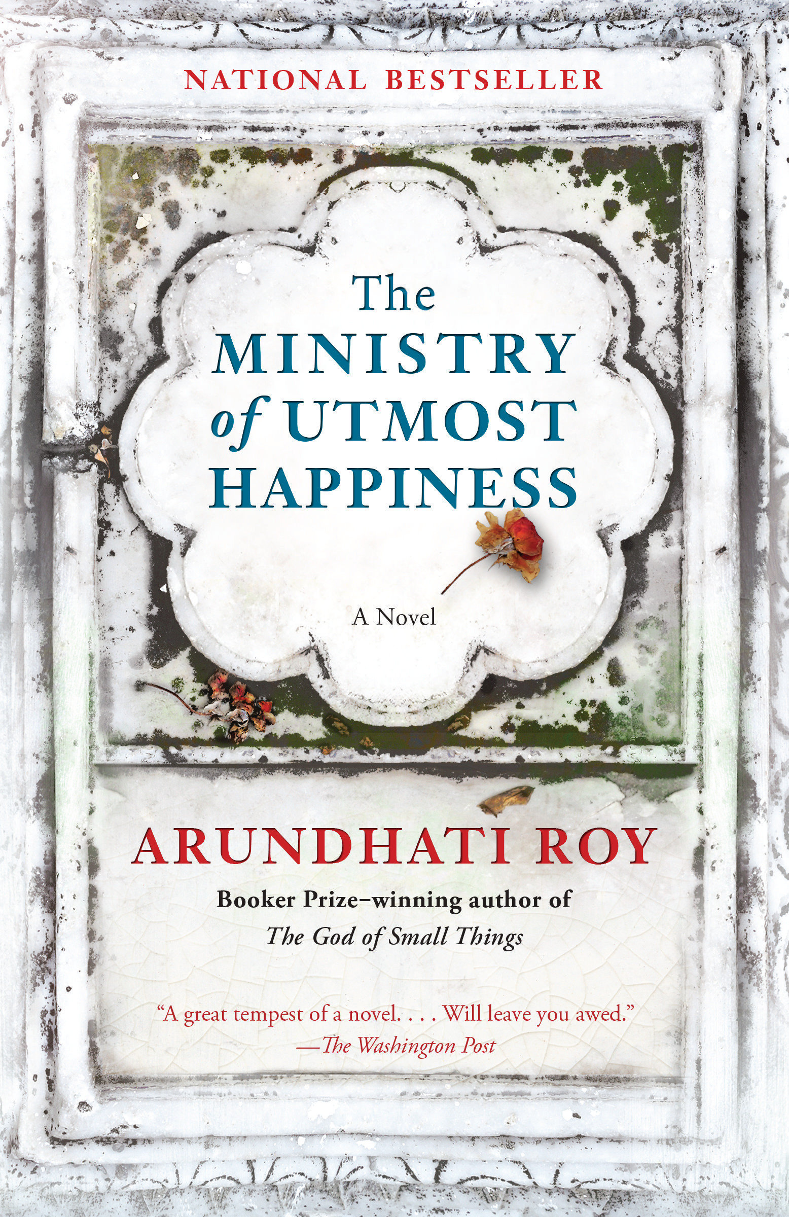 Book The Ministry Of Utmost Happiness: A Novel by Arundhati Roy