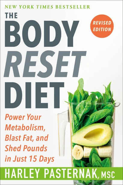The Body Reset Diet, Revised Edition by Harley Pasternak