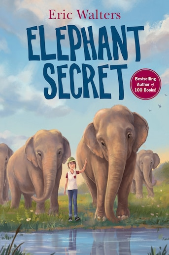 Elephant Secret Book By Eric Walters Hardcover