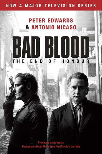 Bad Blood Business Or Blood Tv Tie In Business Or Blood