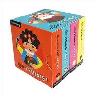 Little Feminist Board Book Set